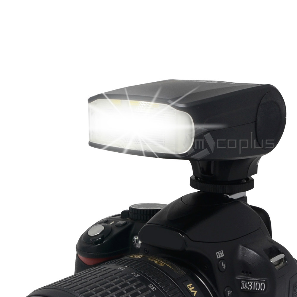Meike MK-320 mini TTL Flash HSS Master Speedlite for Panasonic <font><b>Lumix</b></font> DMC GF7 GM5 GH4 GM1 <font><b>GX7</b></font> G6 GF6 GH3 G5 GF5 GX1 GF3 G3 image
