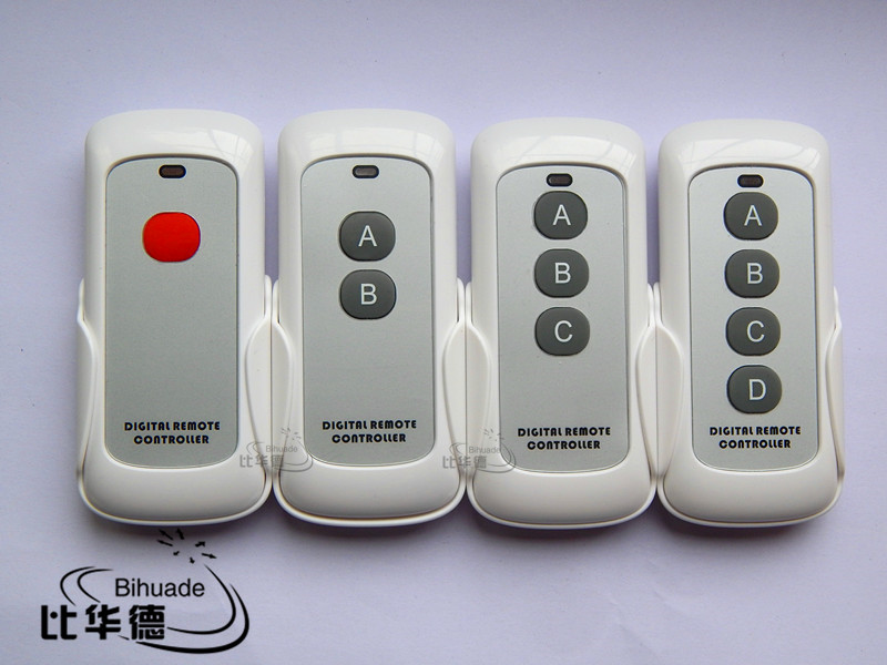 New 315mhz 433mhz Fixed, the code Garage Door Remote