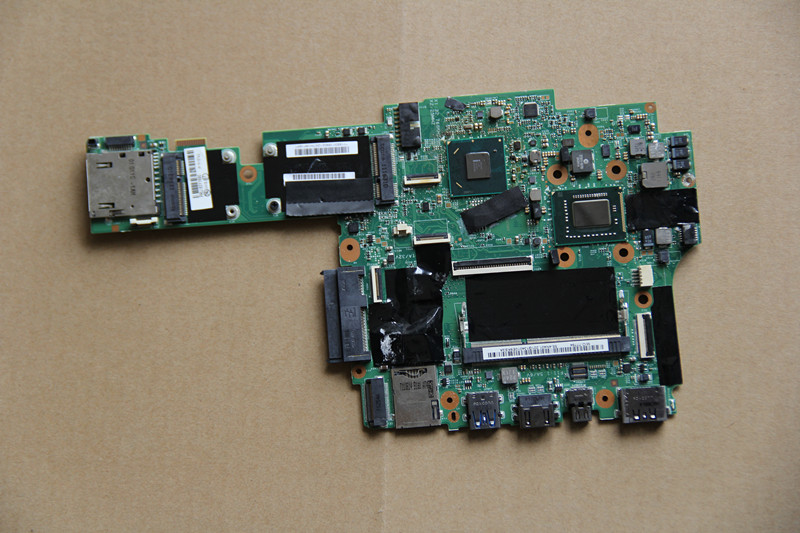 63Y1680 For Lenovo X1 Laptop motherboard with I7 2620M CPU Onboard QM67 DDR3 fully tested work