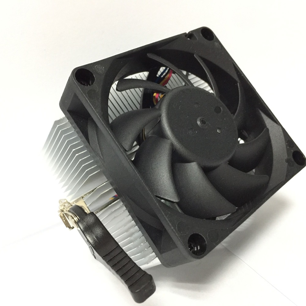 AMD Boxed processor CPU Radiat Origina Cooler fan Cooling fan Heatsin fan Coolers fans l Suitable for AM2 AM3 AM3+ FM1 FM2 FM2+