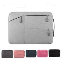 Waterproof Laptop Sleeve Bag Case For MaCbook Pro 13 15 Air Retina Nylon Zipper Laptop Bag