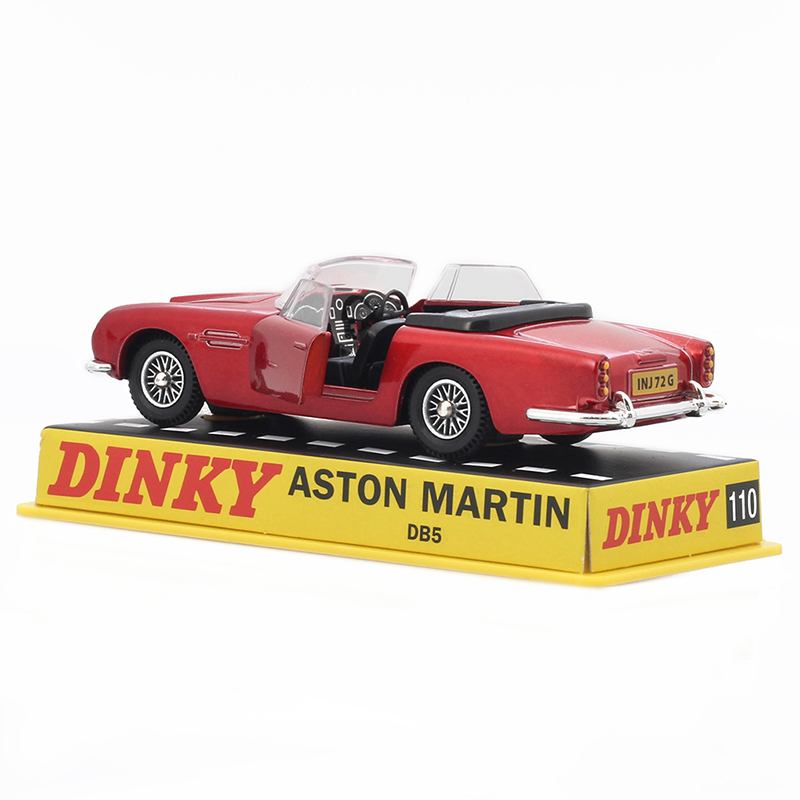 Atlas 1/43 Toy Car Model Dinky toys 110 Aston Martin DB5 Car Diecasts Toy Vehicles Alloy Toy Boxed car model colletion