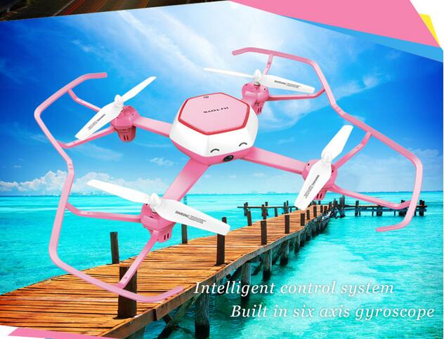2017 nueva rc drone W606-6 2.4G 4CH 6 Axis RC Helicóptero una de las claves de r