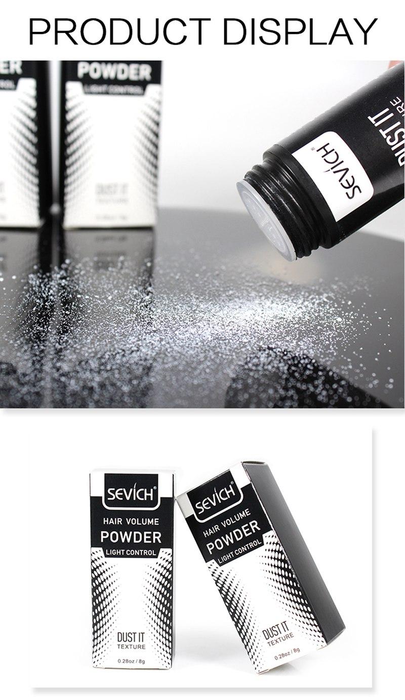 D Fluffy Thin Hair Powder  (7)
