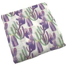 где купить 70% Bamboo Fiber 30% Cotton Muslin Blankets Cactus Baby Blanket Bedding Swaddle Wrap for Newborn Swaddling Bath Towel по лучшей цене