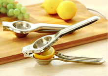 Stainless Steel Lemon Juicer Orange Manual Squeezer Kitchen Accessories Fruit Vegetable Tools Free Shipping