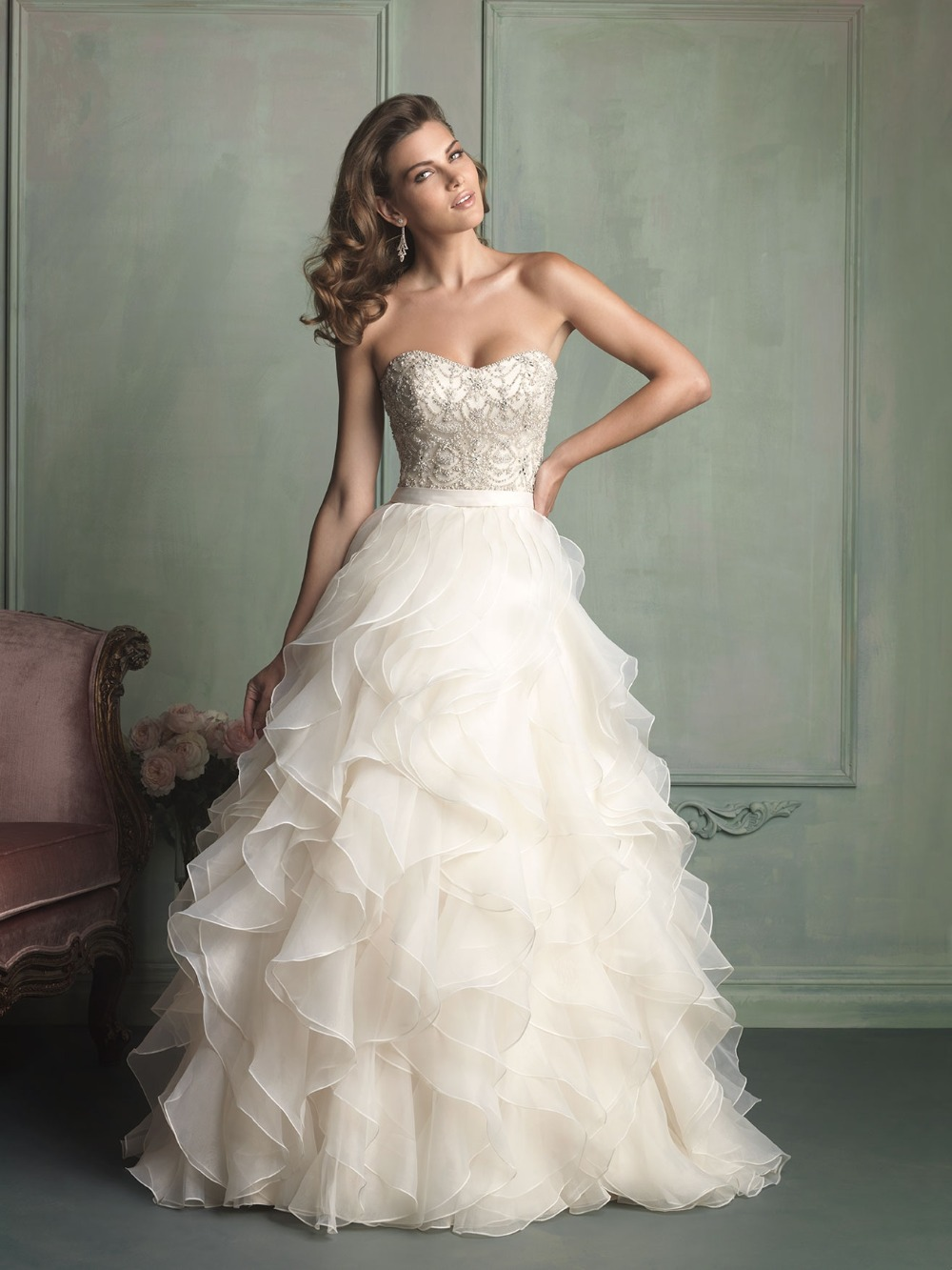 2019 year for girls- Wedding Island dresses style pictures