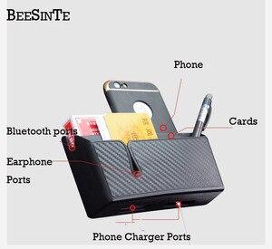 Image 4 - Auto telefon halter Handy Ständer für iphone samsung huawei xiaomi Halterung lagerung box halterung Universal Heißer freeship