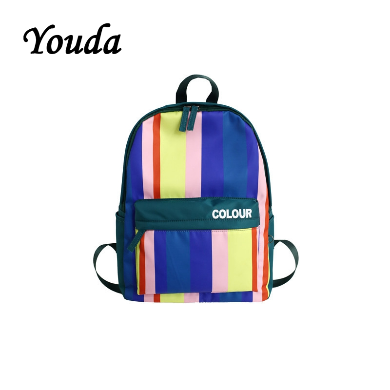 Men's Bags Backpacks Youda Japanese Harajuku Trend Student Schoolbag Street Fashion Backpack College Style Unisex Shoulder Bag Couple Backpacks Factories And Mines