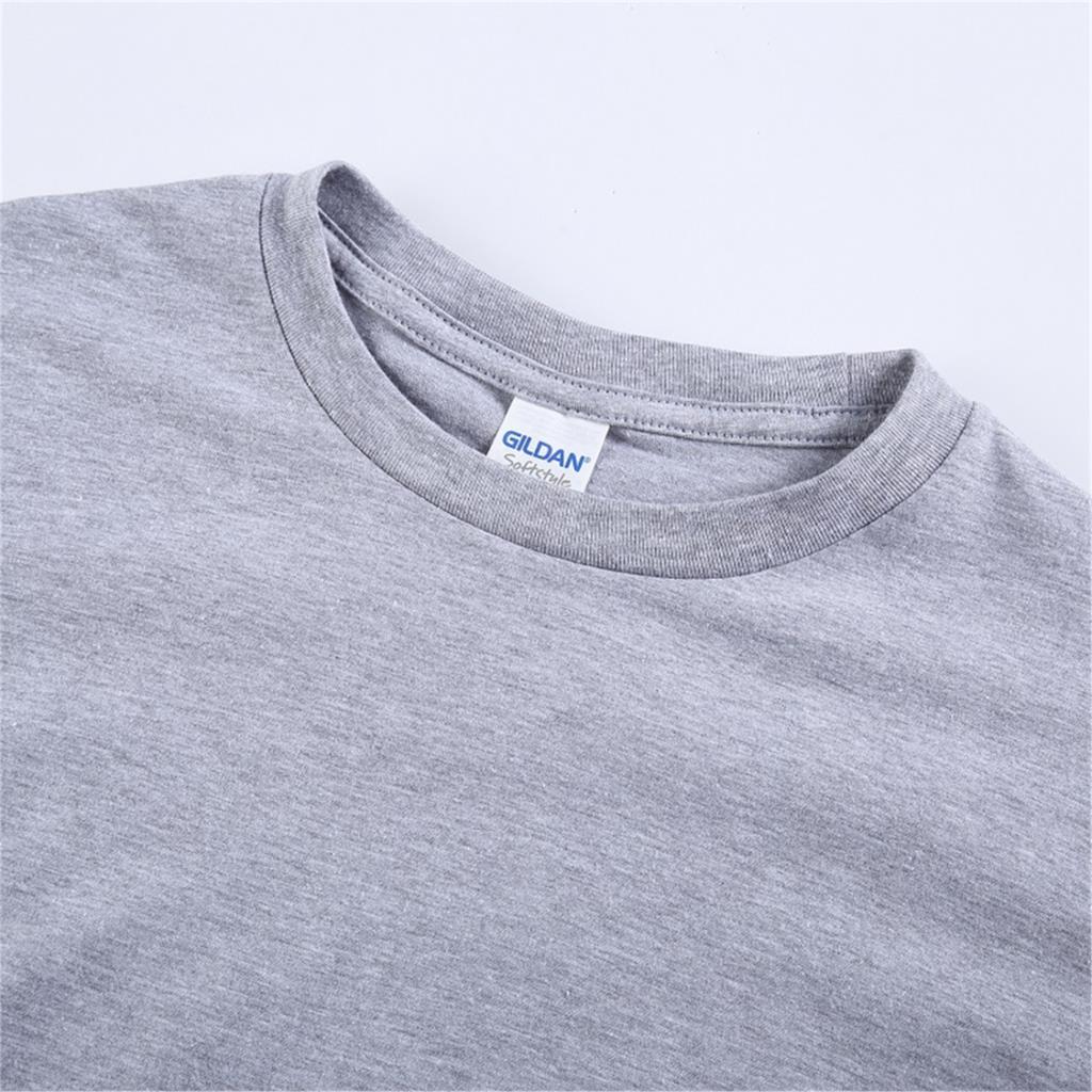 GILDAN Will for ice cream shirt Ice cream runners tee shirts Dress female T-shirt glasses Womens T-shirt