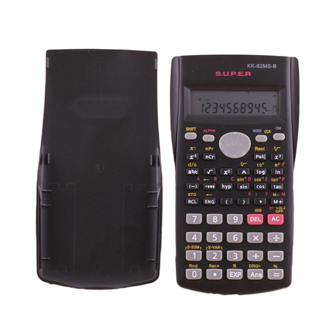 NOYOKERE 100% yeni fonksiyon hesap makinesi el çok fonksiyonlu 2 Line ekran  dijital LCD bilimsel hesap toptan|scientific calculator|function  calculatorcalculator functions - AliExpress