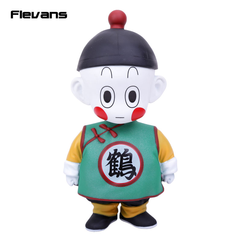 Dragon Ball Z Chiaotzu PVC Action Figure Koleksiyon Model Oyuncak 16 cm