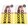 2pack/lot hair braider new plastic plate for the centipede braided DIY fast hair tool (C073-H)