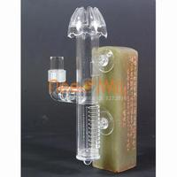 Aquarium Surface Protein Skimmer Mini Filter For Aquac Fish Tank Water Plant Oil Film Processor Filter Barrel Accessories