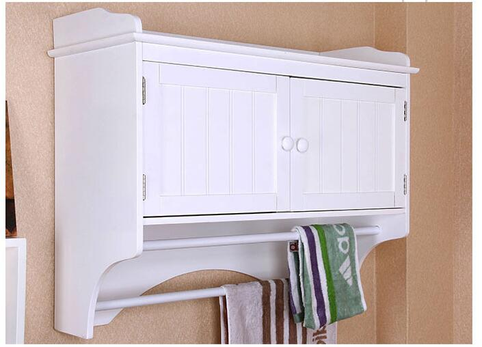 The bathroom ark. The balcony wall cabinet. Store content ark. The towel rack. ...