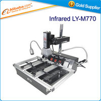 Factory Price LY M770 Infrared BGA Rework Station Soldering Machine Suitable For Leaded Lead Free Bga