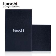 New Style 2 5 inch Twochi USB2 0 HDD 60GB Slim Metal External hard drive Portable