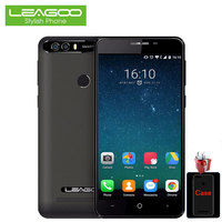Leagoo Kiicaa Potenza Smartphone 5.0 Pollice 2 GB RAM 16 GB 1280x720 Android 7.0 Dual Camera 2SIM 8MP impronte digitali Touch Telefoni Android