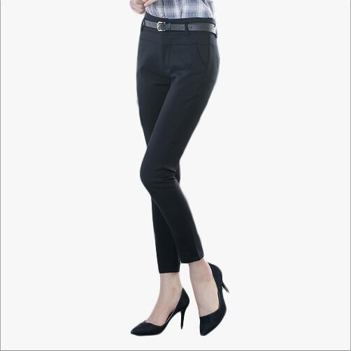 Black Skinny Work Pants Promotion-Shop for Promotional Black ...