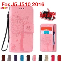 Luxury New Deluxe Tree Leaf Cat Butterfly PU Leather Book Leathe Wallet Lady Case Coque For