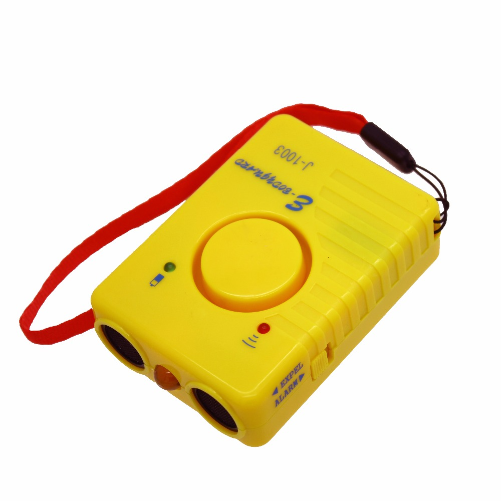 Original Ultrasonic Dog repeller Dog Repellent Sonic Deterrent Pet Chaser Super Powerful Rechargeable 4