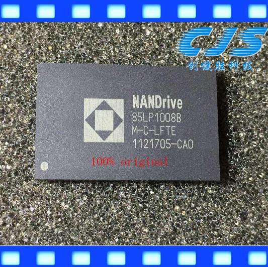 100% original GLS85LP1008B-M-C-LFTE 85LP1008B 85LP1008B-M-C SSD 8GB PATA NANDrive 3.3V Com