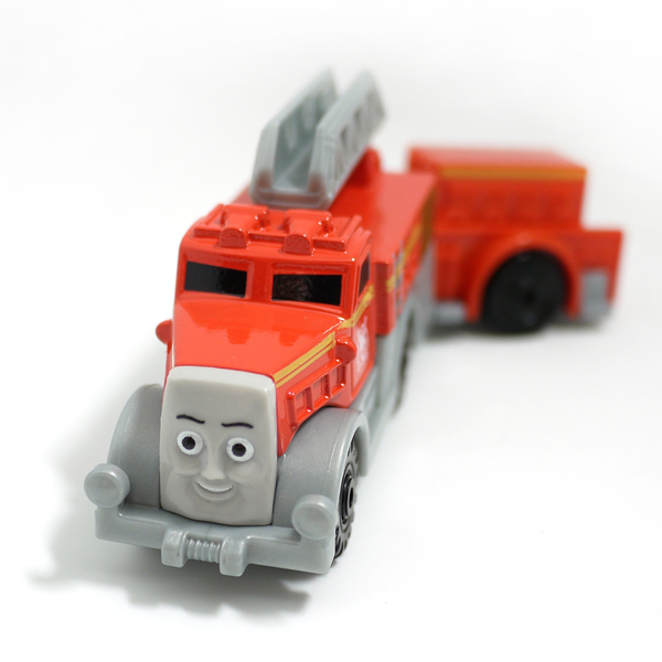 x40 NEW Arrival Diecast 1 64 Metal thomas and friends Flynn Tank Engine take Along Train