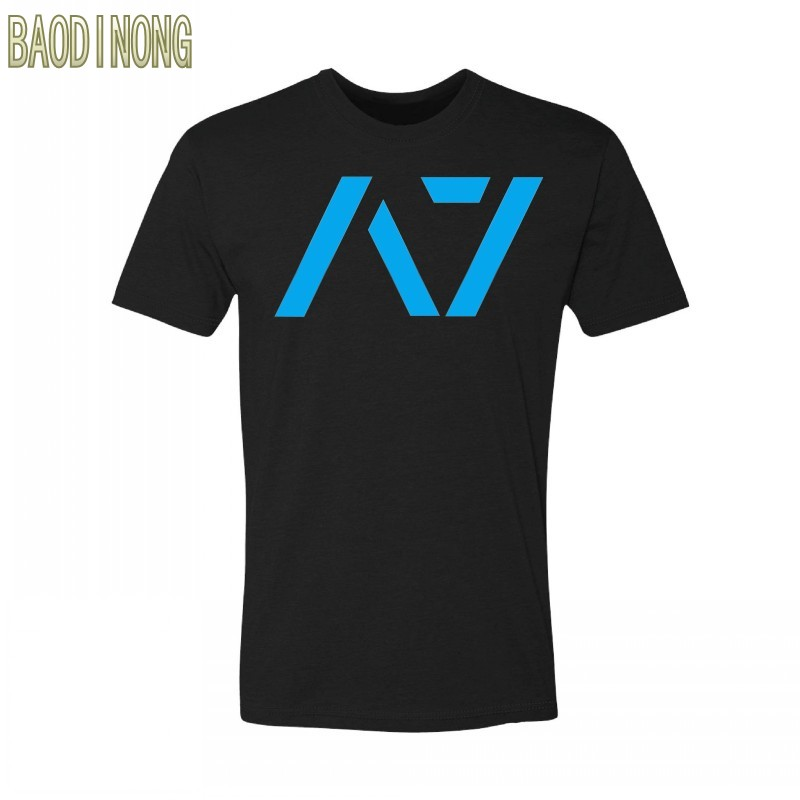 2018 new A7 men's compression clothing fast dry T shirt fitness hip hop T-shirt round collar men t shirt