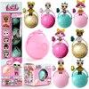 8 Pcs Set Magic Funny Kawaii Lol Surprise Doll Open Eggs Dolls Ball Children Anime Action