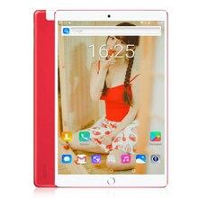 Tablette Android 7.0 10 pouces 1920*1200 Quad Core 4 GB/32 GB Bluetooth WIFI 3G téléphone IPS LCD tablettes mobiles tablette Tactile
