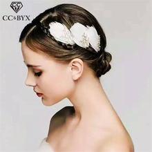 Женские гребни для волос cc & byx шпильки свадебной вечеринки