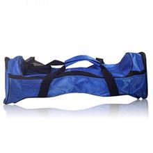 Roller Skate Handbag Smart scooter 8 inch Bag Balance two Wheel Electric Twisting Knapsack Unicycle Roller Skate Handbag Blue