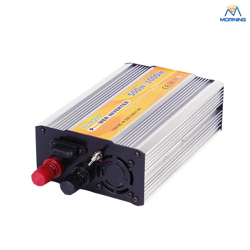 M500 modified sine wave 500W DC TO AC off grid tie inverter power solar power on grid tie mini 300w inverter with mppt funciton dc 10 8 30v input to ac output no extra shipping fee