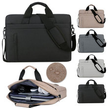 Laptop Bag Handbag 13 13.3 14 15 15.6 17 17.3 Inch Large Capacity Notebook Messe