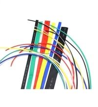 7 Color 1mm/1.5mm/2mm/2.5mm/3mm/3.5mm/4mm Electronic Heat Shrink Tubing 2:1 Heat Shrinkable Tube 5M цена в Москве и Питере