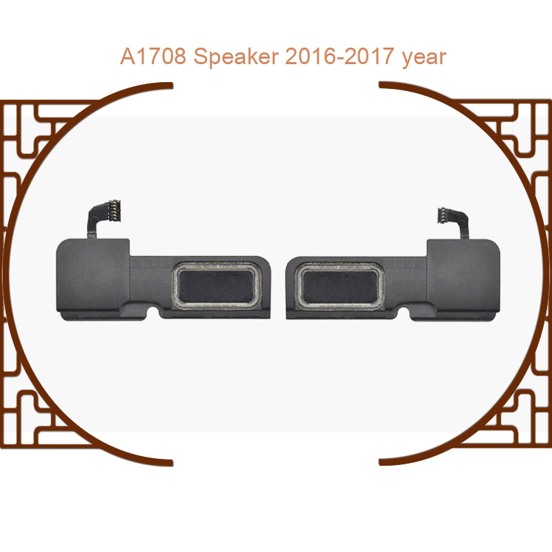 ABAY Original A1708 Speaker for Macbook Pro 13 Left and right speaker 2016-2017 year image