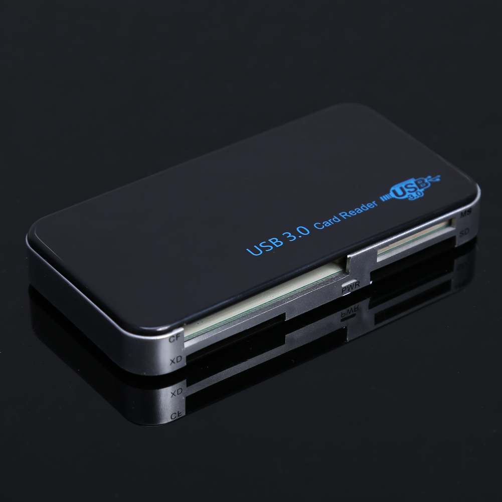 All In One Usb 3 0 Compact Flash Multifunctional Memory Card Reader