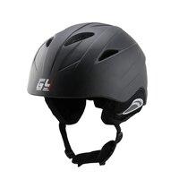 New Design Frete grátis branco preto Patinação capacete do Snowboard do Esqui de água removível com protetor de ouvido CE aprovado PARA VENDA