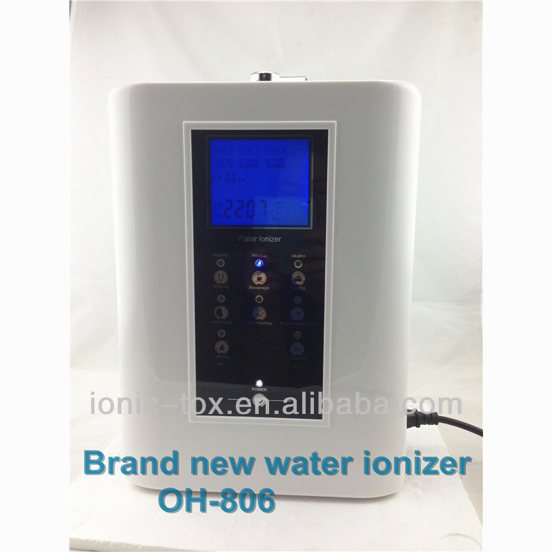 2018 Healthy alkaline water machines with Heating Funtion for home use