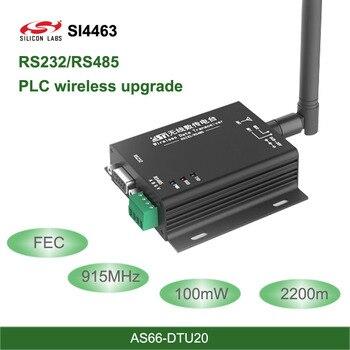Dtu 915mhz Modem radiowy moduł nadawczo-odbiorczy Rs485 Rs232 bezprzewodowy nadajnik i odbiornik przemysłowy moduł transmisji danych