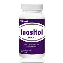 Inositol Active Ingredients Cosmetic Toothpaste Multi-supplement 500mg 100 units