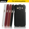 Imuca marca de luxo pu leather case para samsung galaxy j3 2016 j320 mobile phone case j3 j320 5.0 polegada cell phone case cobrir