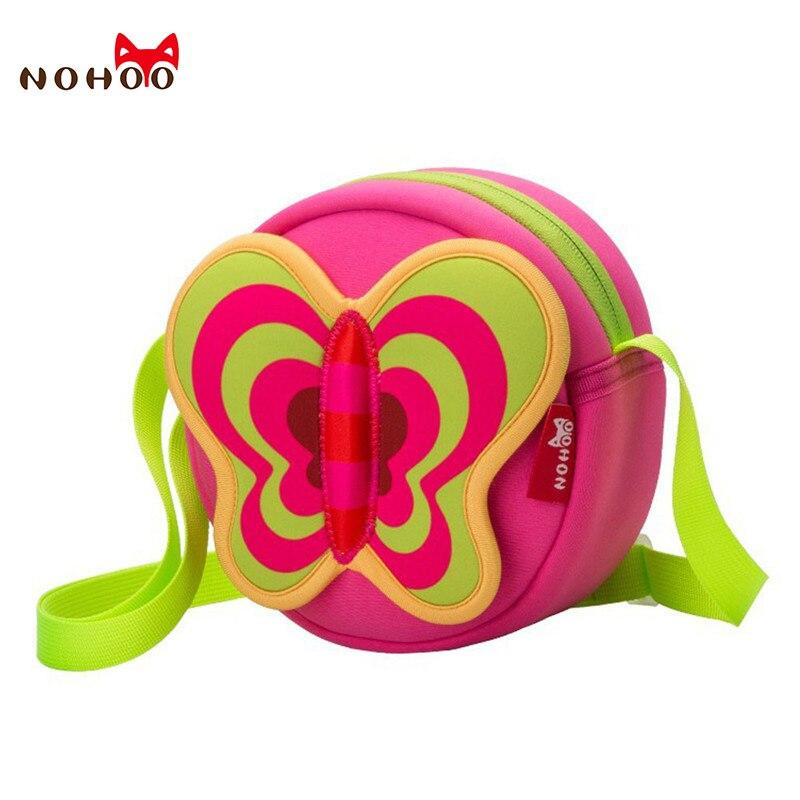 NOHOO Animals Waterproof font b Crossbody b font font b Bags b font For Children Neoprene