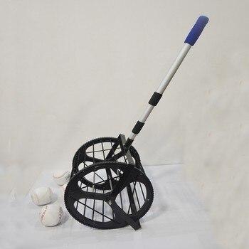 Collecteur de balle de Baseball style seau Tennis équipement de ramassage facile trémie de balle molle balle molle balle de Baseball balle de tennis retriever B81604