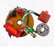 Производительность Магнето Внутренний Ротор Комплект Статора CDI XR CRF50 50CC 70CC90CC110CC 125CC140CC Пит байк ATV Quad Thumpstar Запчасти