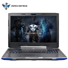 Machenike F117 F2U 15.6 «FHD игровой ноутбук Intel Core i7-7700HQ GTX1050 4 г видео Оперативная память 8 г Оперативная память 128 г SSD + 1 Т HHD клавиатура с подсветкой