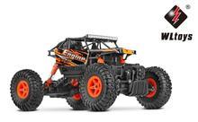 WLtoys 18428-b дистанционного управления автомобилем 1:12 voff-road 4WD гоночный автомобиль ноги восхождение игрушка мальчика зарядки автомобиля