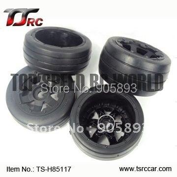 5B набор колес(TS-H85117) x 4 шт для 1/5 Baja 5B, SS, оптом и в розницу