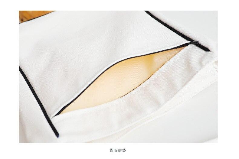 Mistura de algodão lona eco bolsa de