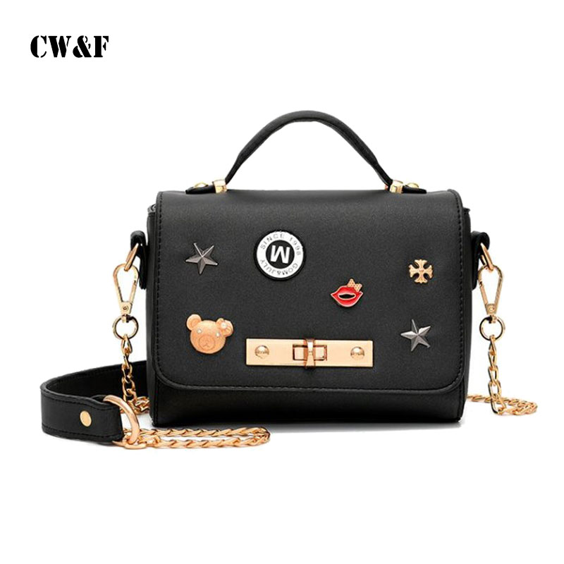 890aae067d55 2018 new wave crossbody bag Korean Joker students Hong Kong style mini air  summer chain bag-in Shoulder Bags from Luggage   Bags on Aliexpress.com